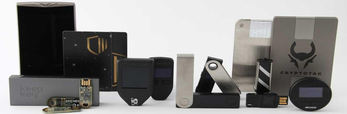best-bitcoin-hardware-wallets
